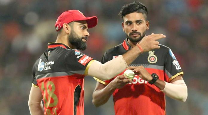 Siraj praises Virat Kohli for backing him and comforting him during the Australia series