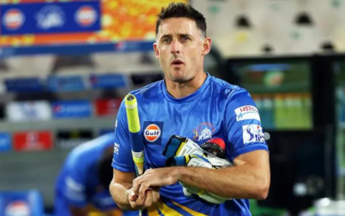 Mike Hussey tests positive for Covid-19