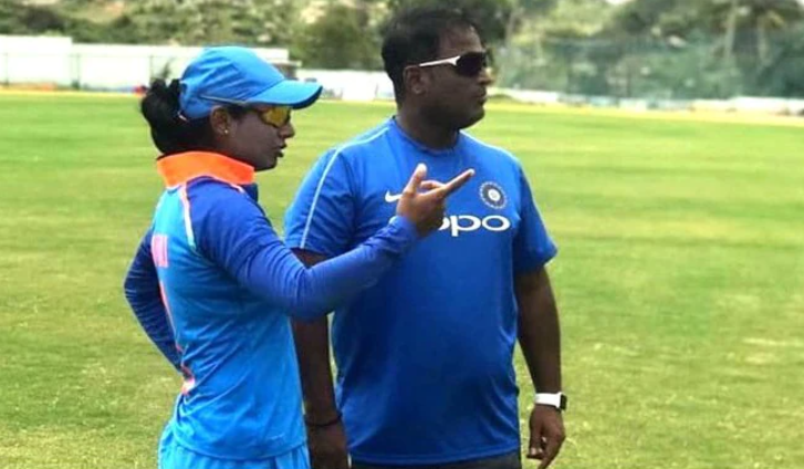 Mithali Raj was involved in controversy with Ramesh Powar during the 2018 WT20 World cup