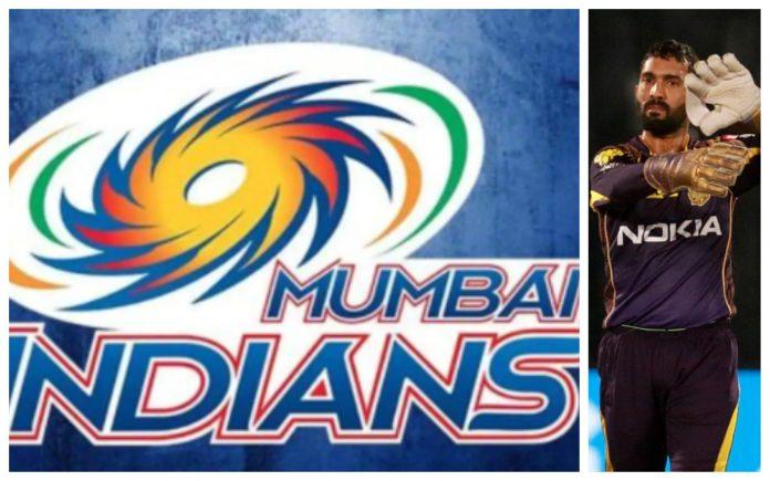 Mumbai Indians (MI) and Dinesh Karthik tweeted about the return of the IPL 2021, using the F.R.I.E.N.D.S Reunionhashtag