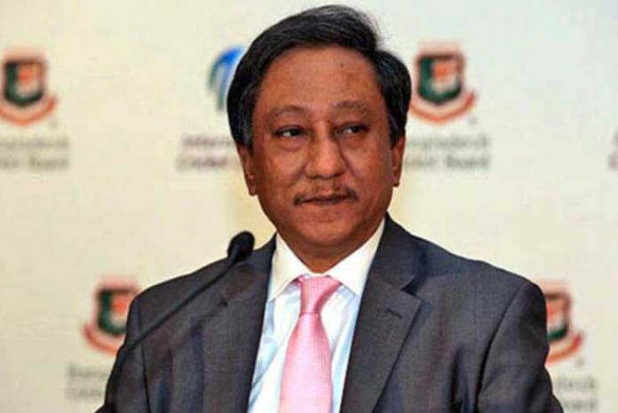 BCB president Nazmul Hassan slams Bangladesh
