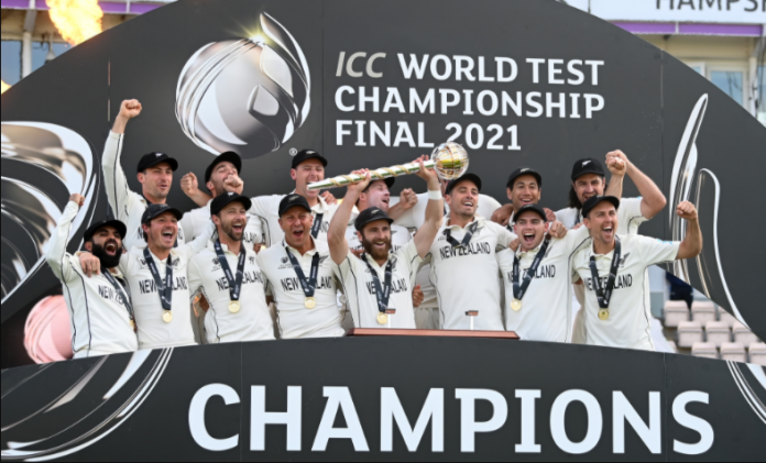New Zealand won the inaugural edition of WTC