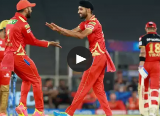 Punjab Kings beat RCB by 34 runs
