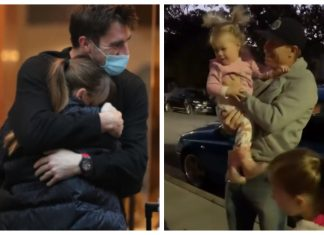 Australian players reunite with their families post completing the quarantine