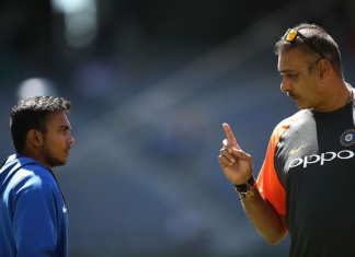Prithvi Shaw has been dropped from England Test tour of India squad owing to weight management issue