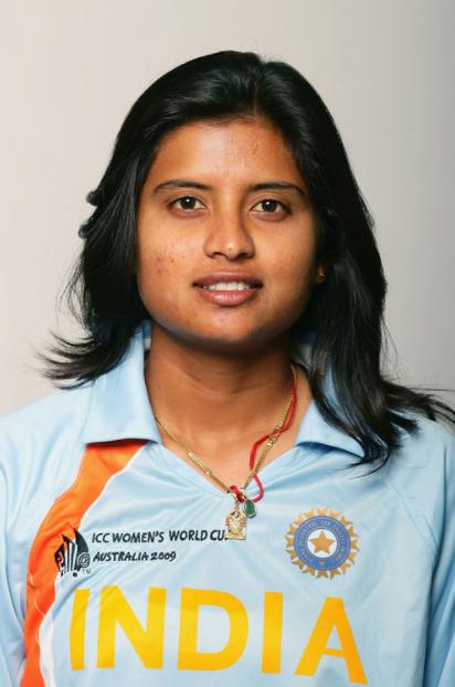 Sravanthi Naidu - Former Indian women cricketer