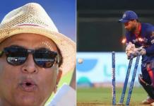 Sunil Gavaskar is impressed with Rishabh Pant's captaincy in Indian Premier League (IPL) 2021.