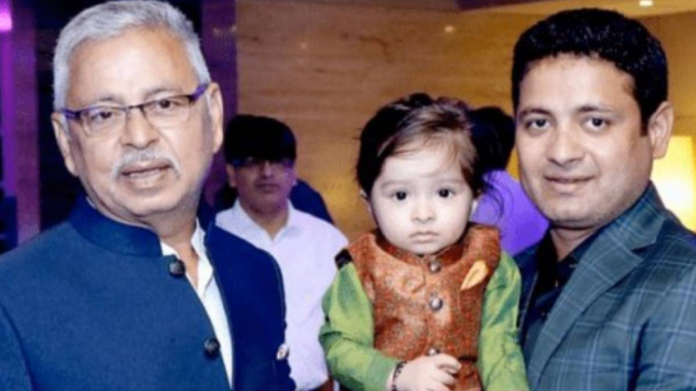 Piyush Chawla's father dies of post-Covid-19 complications