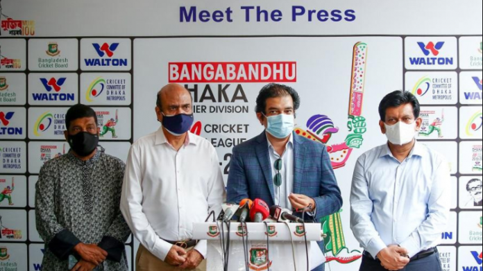 Dhaka Premier League 2021 squad and schedule