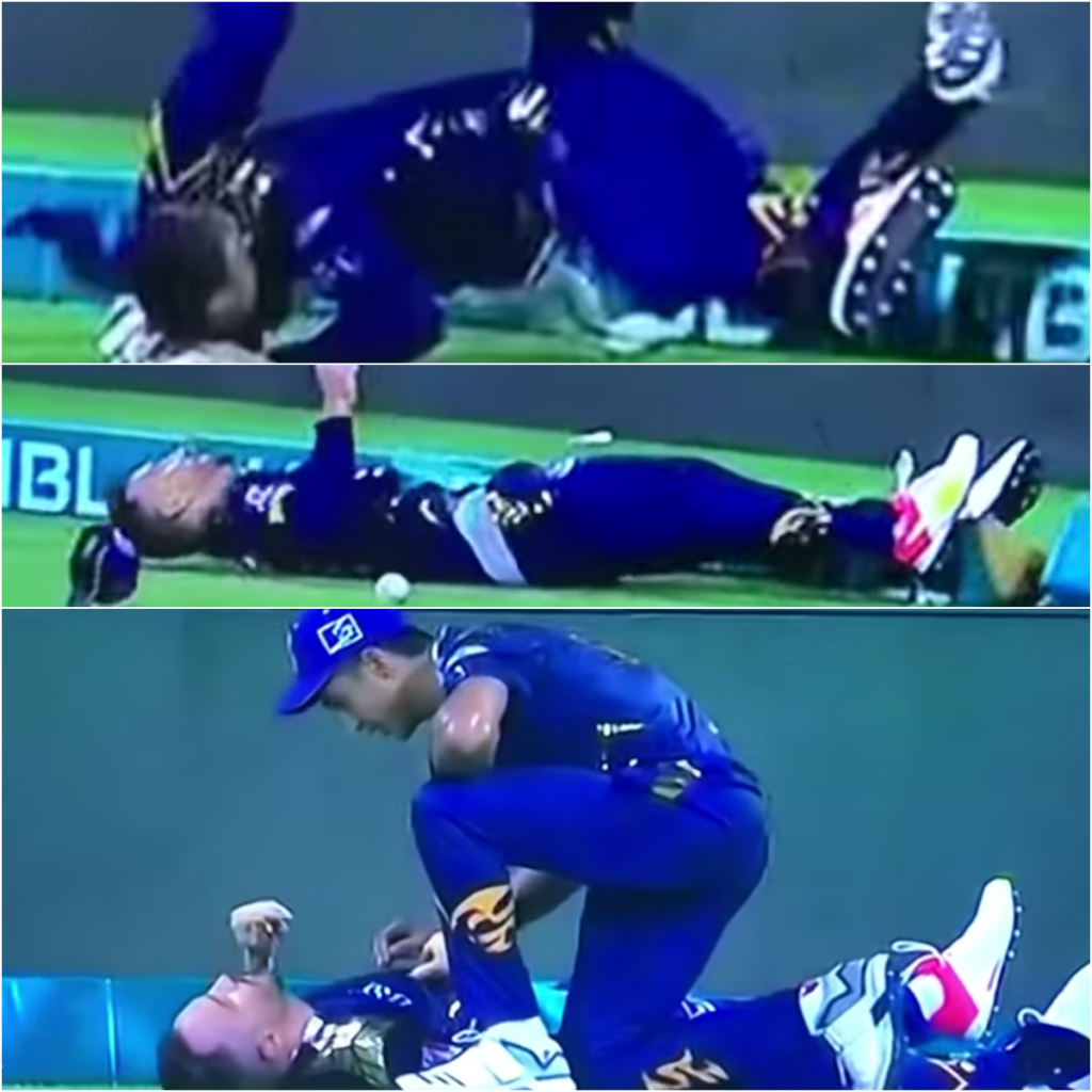 Faf Du Plessis suffers memory loss after concussion during PSL 2021 league match