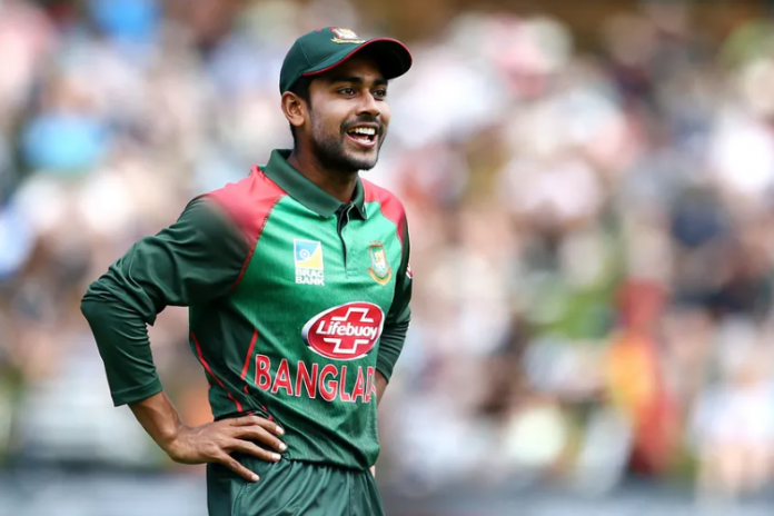 Mehidy Hasan Miraz moves to 2nd position in ODI bowlers ranking