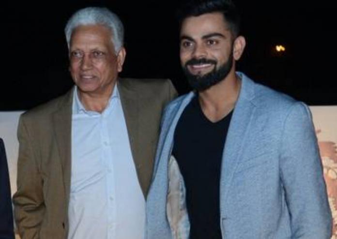Mohinder Amarnath praises Virat Kohli