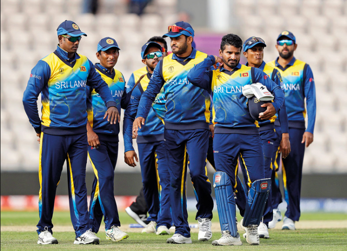 Sri Lanka Cricket Fans Launch Social Media Campaign Against Players after their consecutive defeats