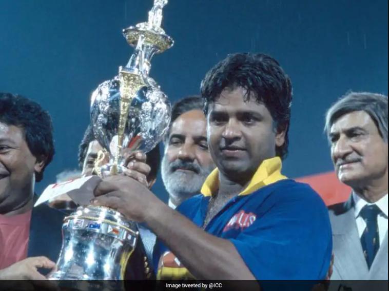 1996 World Cup-Winning Captain Arjuna Ranatunga