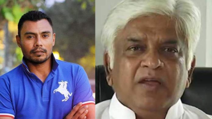Kaneria responds to Arjuna Ranatunga remark