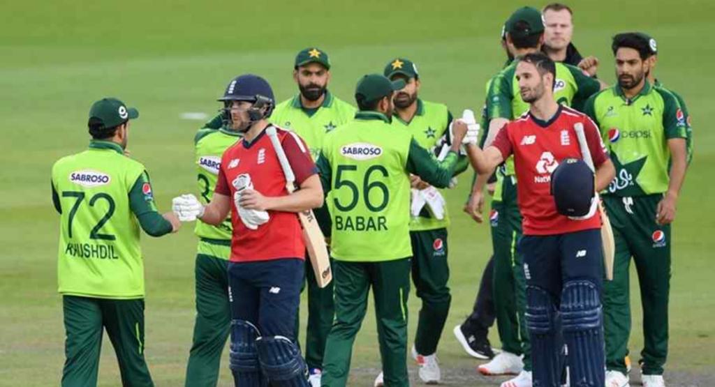 England vs Pakistan 2021