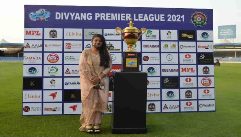 Ghazal Khan Divyang - CEO of Divyang Cricket Control Board of India