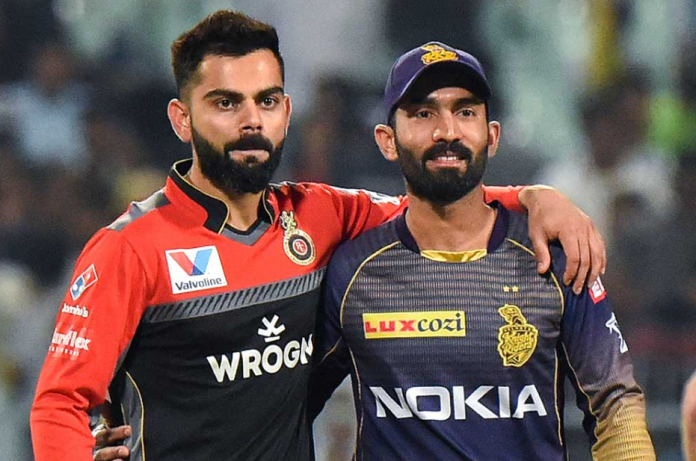 DK on whether India captain Virat Kohli will endorse 'The Hundred'