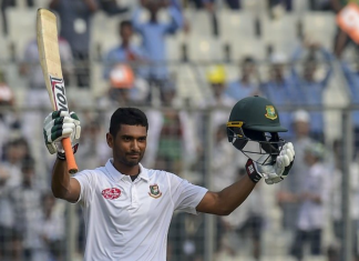 Bangladesh all-rounder Mahmudullah makes shock decision to retire from Test cricket