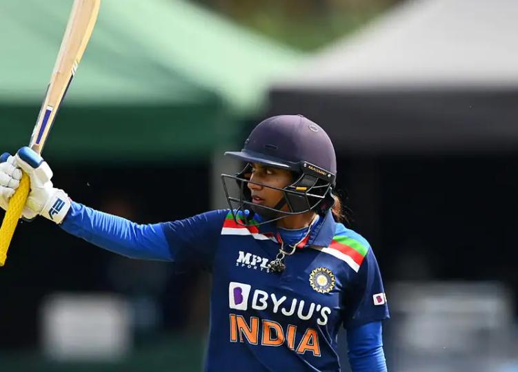 Mithali Raj becomes leading run scorer of the women's international cricket