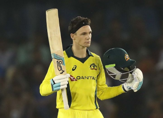 Peter Handscomb Tests Positive for Covid-19