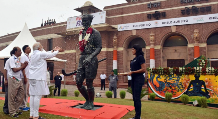 Rajiv Gandhi Khel Ratna Award Renamed After Hockey Great Dhyan Chand