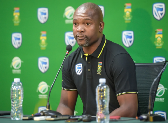 Enoch Nkwe steps down from Assistant coach role