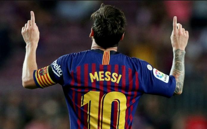 Lionel Messi Records