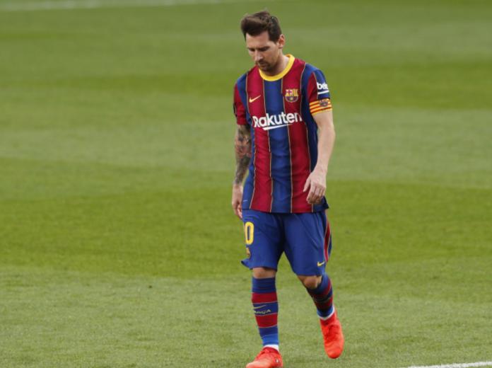 Lionel Messi leaves Barcelona FC