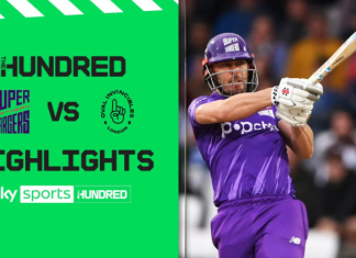 Northern Superchargers vs Oval Invincibles highlights
