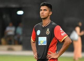 Washington Sundar ruled out of IPL 2021