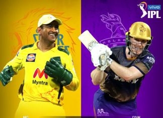 CSK vs KKR IPL 2021 Highlights