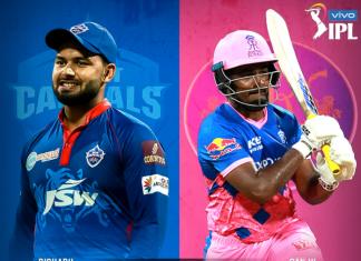 DC vs RR IPL 2021