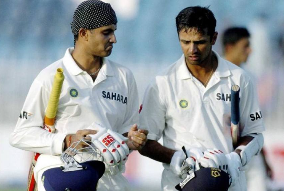 Ganguly called out Rahul Dravid for not being able to stand up to Greg Chappell during his era of captaincy