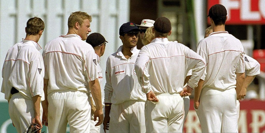Ganguly played county cricket for Lancashire in 2000