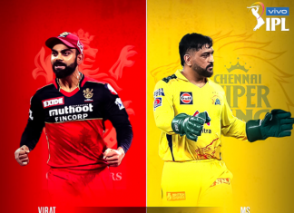 RCB vs CSK IPL 2021