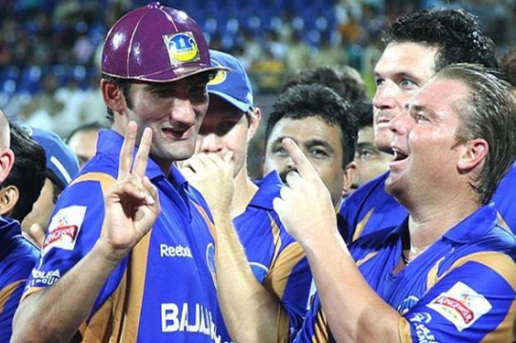 Sohail Tanvir won the first ever Purple Cap in IPL history