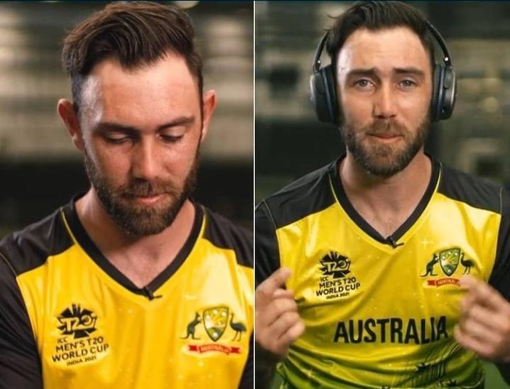 Australia T20 World Cup 2021 jersey