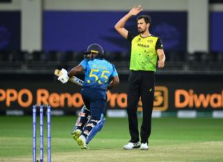 Australia vs Sri Lanka T20 World Cup 2021 Highlights