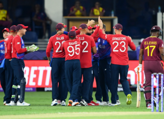 England vs West Indies highlights T20 WC 2021