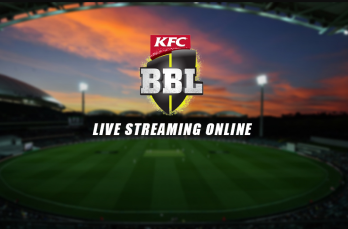 How to Watch BBL live