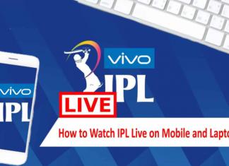 IPL Live Streaming App