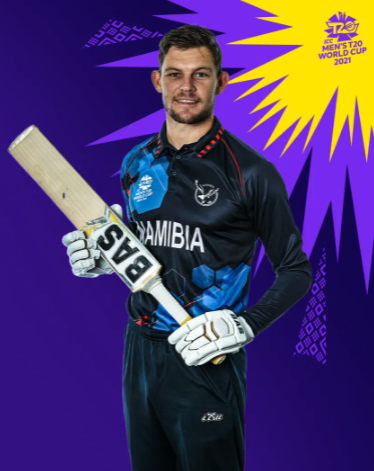 Namibia T20 World Cup jersey