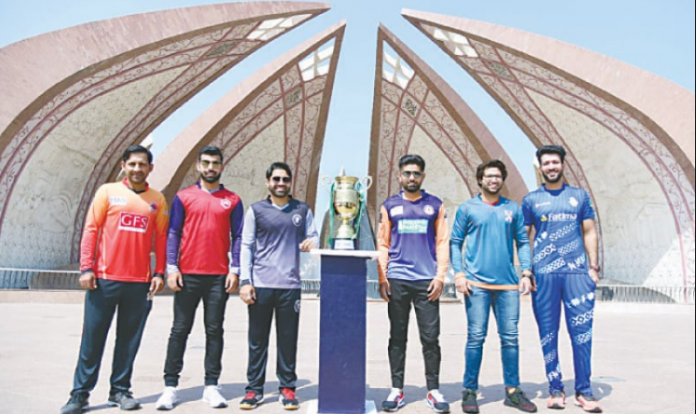National T20 Cup 2021 Squad Schedule