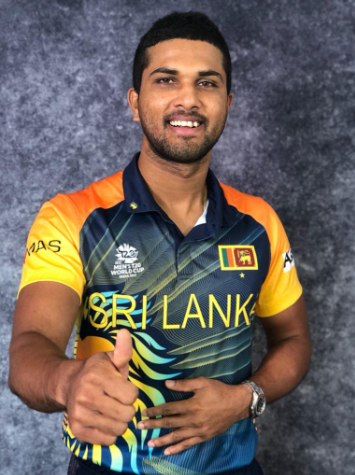 Sri Lanka T20 WC 2021 jersey